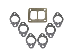 BD1045986-T4 BD-POWER 1045986-T4 EXHAUST MANIFOLD GASKET KIT 1998.5-2017 DODGE 5.9L/6.7L CUMMINS (T4 MANIFOLD)Small