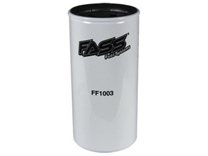 FASSFF-1003 FASS FF-1003 HD SERIES FUEL FILTER FOR USE WITH FASS HD SERIES FUEL AIR SEPARATION SYSTEMSSmall