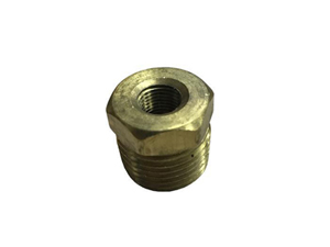 "FT-8M2F 1/2"" MALE NPT TO 1/8"" FEMALE NPT REDUCERSmall"