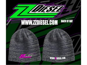 zz-sock-hat-womans ZZ Diesel Sock Hat - Woman'sSmall