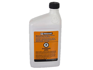 FOVC-12 MOTORCRAFT VC-12 SPECIALTY ORANGE ENGINE COOLANT REVITALIZERSmall