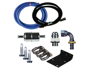 FASSRK-02 FASS RK-02 DIRECT REPLACEMENT PUMP RELOCATION KIT 1998.5-2002 DODGE 5.9L CUMMINS (W/ FASS DRP)Small