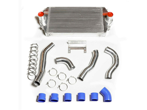 ZZ-11-233 ZZ Diesel Intercooler Piping Boots Clamps Kit 1999.5-2003 Ford 7.3L Powerstroke DieselSmall