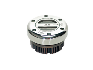 MM449SS MILE MARKER 449SS STAINLESS STEEL LOCKOUT HUBSSmall