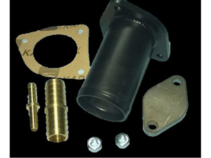ZZ-VW ZZ DIESEL EGR COOLER UPGRADE KIT FOR 1999.5-2003 VOLKSWAGEN 1.9L ALH TDI DIESEL GOLF JETTASmall