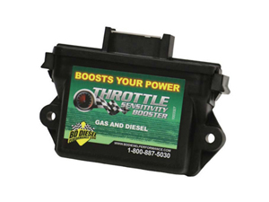 BD Diesel 1057731 Throttle Sensitivity Booster, 2005-2006 Dodge 5.9L Cummins Thumbnail