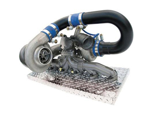 BD1045450 BD-POWER R850 RACE TRACK TWIN TURBO KIT 1045450 - 2003-2007 Dodge 5.9L CumminsSmall