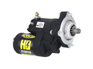 XD253 XDP WRINKLE BLACK GEAR REDUCTION STARTER XD253 1994-2003 FORD 7.3L POWERSTROKESmall