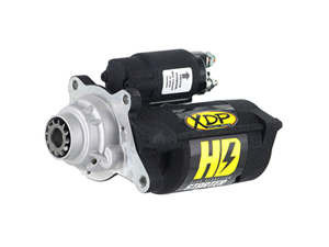 XD256 XDP WRINKLE BLACK GEAR REDUCTION STARTER XD256 2008-2010 FORD 6.4L POWERSTROKESmall
